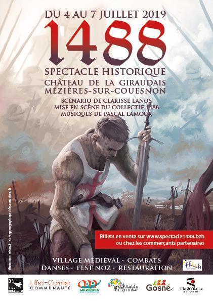 1488 Spectacle Historique