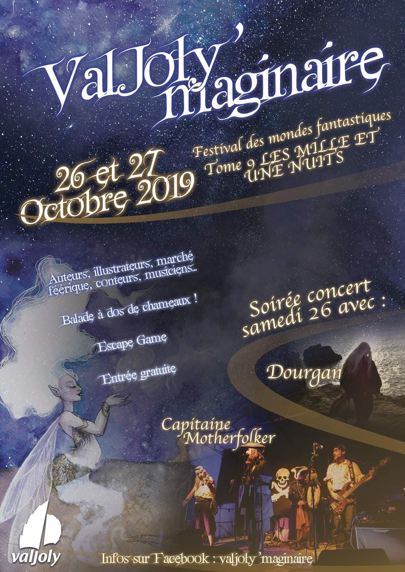 26/27 Octobre, concerts dans le Nord