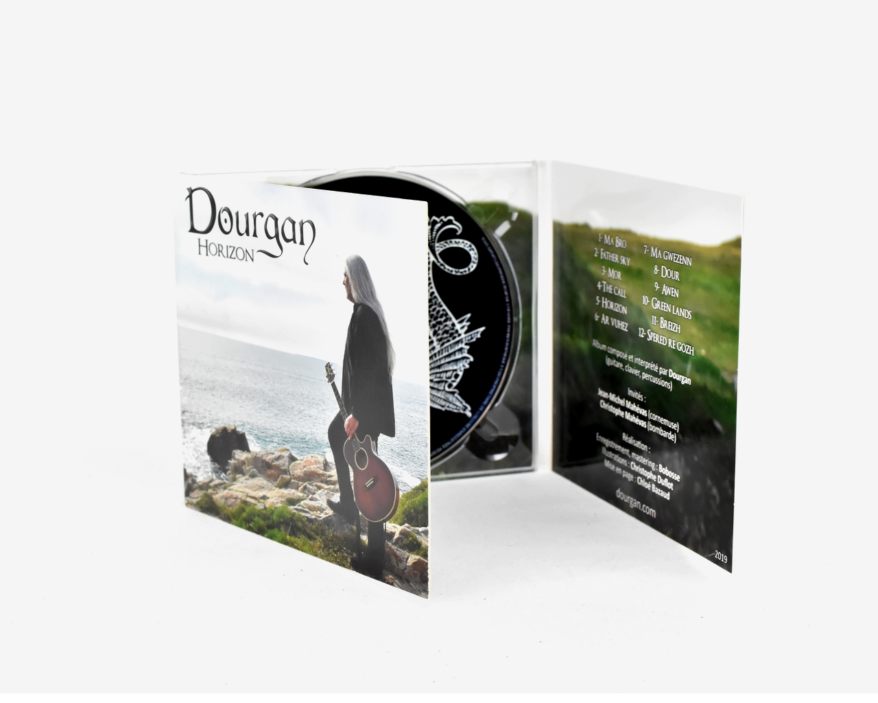 sortie officielle – Album Horizon